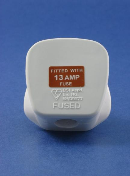UK Plugs - 229 Plastic Cover